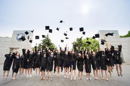 graduacion de universidad: Fotos de la graduaci�n