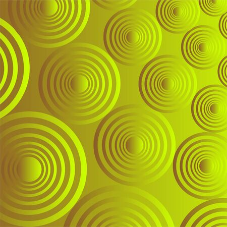 eddy: A lot of circles make a lot of eddy which giving 3D feel. Illustration