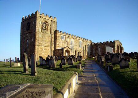 whitby: Saint Marys Church, Whitby