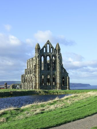 whitby: Whitby Abbey,North Yorkshire