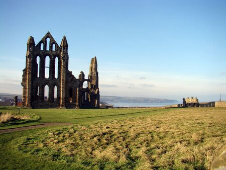 synod: Whitby Abbey,North Yorkshire