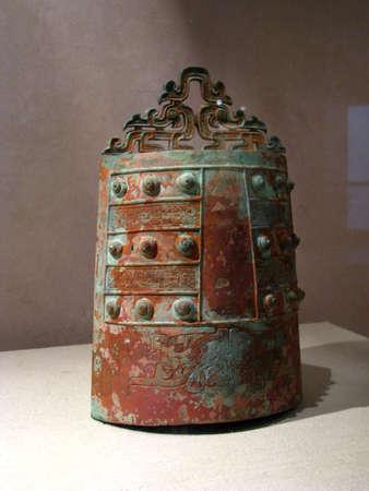 Antiguos instrumentos musicales chinos  Foto de archivo - 5667808