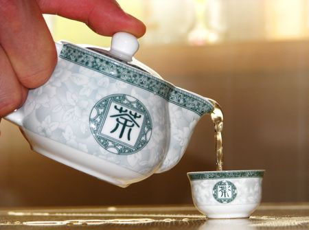 Chinese tea culture photo