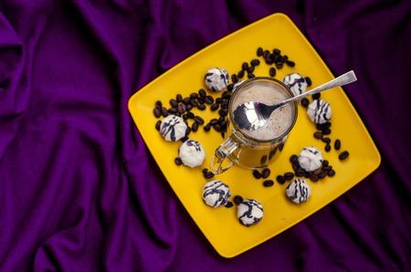 invigorating: Cocoa for invigorating and positive energy