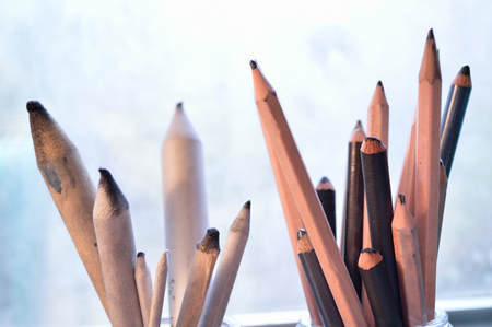 sharpen: Drawing and sketching tools.