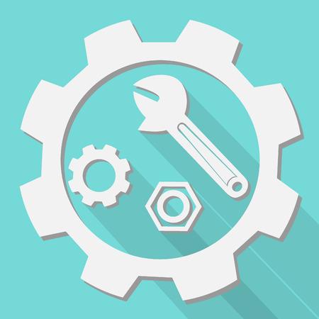tools setting vector
