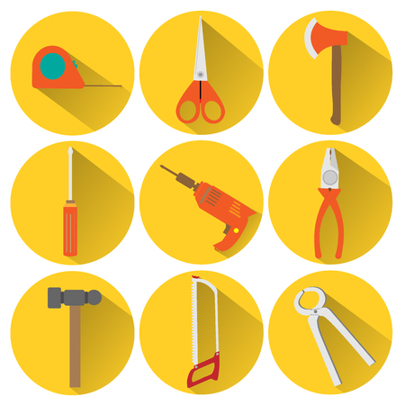 equipment repair key tool icon