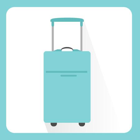 luggage icon Vectores