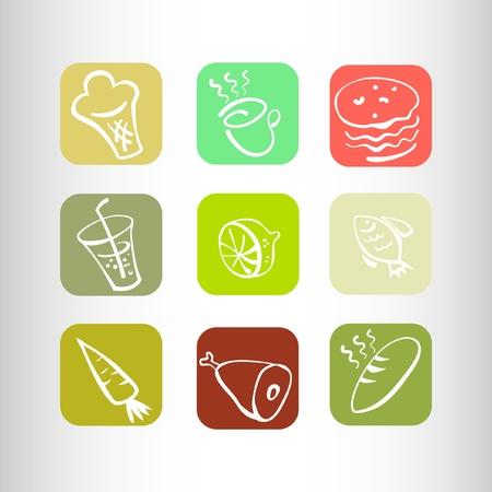 symboles cuisines