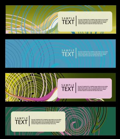4 design background Vector