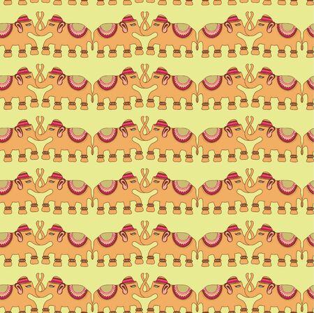motif indiens: Mod�le indien