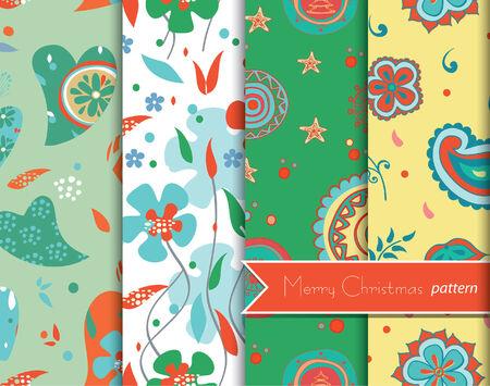 christmas decoration patterns