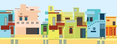 Hindu urban architectural style