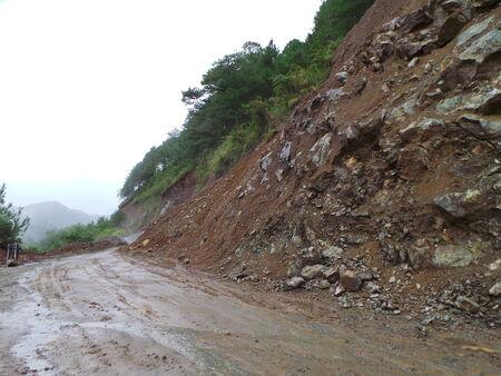 unpaved road: Unpaved road