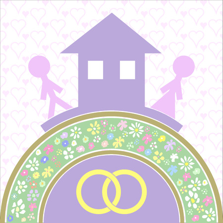 House And Love The Basis Of Happiness It Is A Symbol For Your