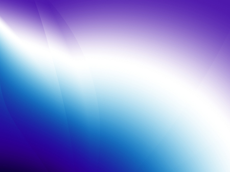 Beautiful shiny deep blue, purple  violet and white abstract fractal with thin lines breaking the gradient. Text space. For layouts, web design, leaflets, templates, skins, PC or phone backgrounds.