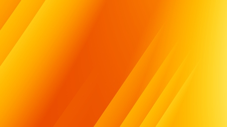 Yellow orange modern abstract fractal background illustration with parallel diagonal lines. Text space. Professional business style. Creative template for presentations, projects, designs, layouts etc