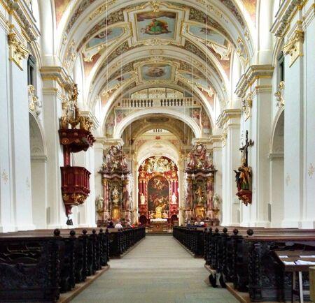 11th century: 11th century church in Germany
