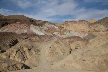 Artist Palette Death Valley Death Valley California