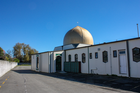 Christchurch, Canterbury, New Zealand, : Masjid Al Noor: the place of the March 15 2019 Christchurch Mosque Shootings Editorial