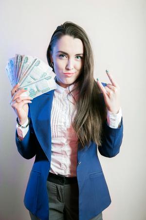 sexy businesswoman: Businesswoman portrait sexy businesswoman