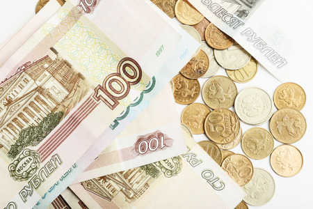 richness: the Russian ruble