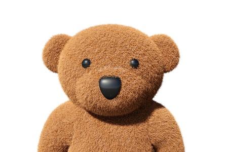 Toy bear photo