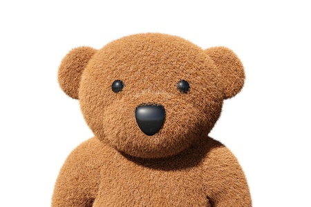 Toy bear Imagens