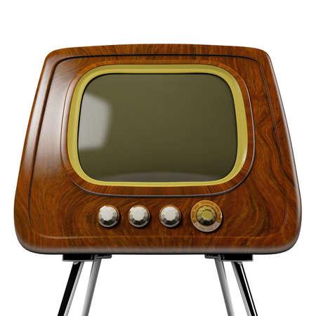 classic tv Banco de Imagens
