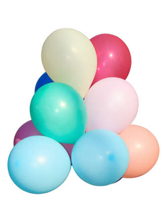 Colored balloons. Stock Photo - 7699273
