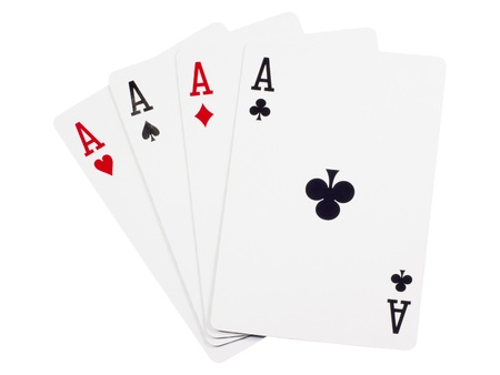 Four aces photo