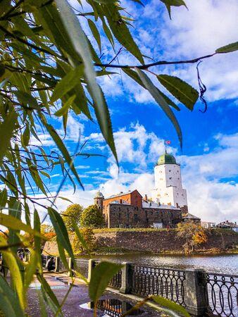 beautiful autumn landscape in Sunny weather o Фото со стока - 136202096