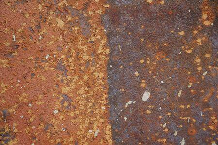 Abstract texture of rusty metal close up 1 版權商用圖片