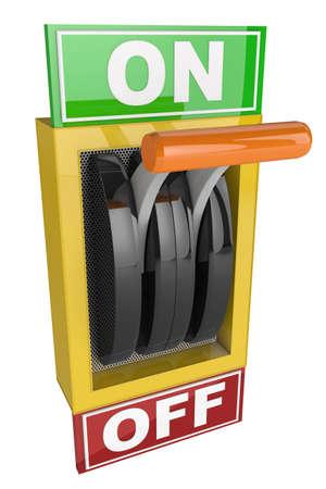 uaktywnić: przełącznik z płyta czytania i wyłączanie Zdjęcie Seryjne