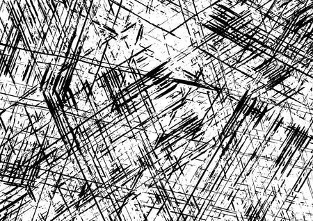 Background material written with brush