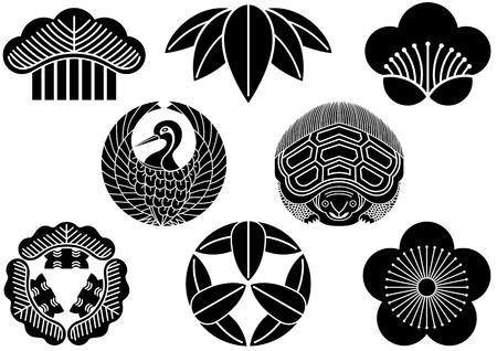 Design of family crest