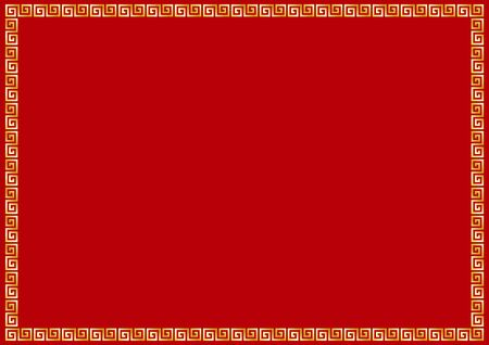 Frame material of Chinese image Фото со стока - 127041839