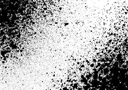 Ink splash background image material Illusztráció