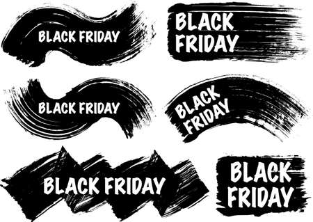 Black Friday title material collection