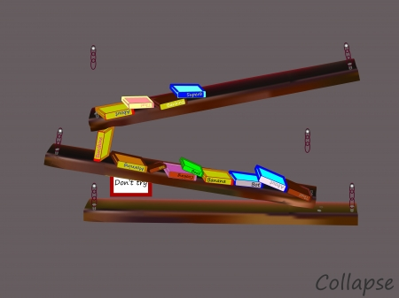 collapse: Collapse Illustration