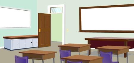 Klasie bez studentów
