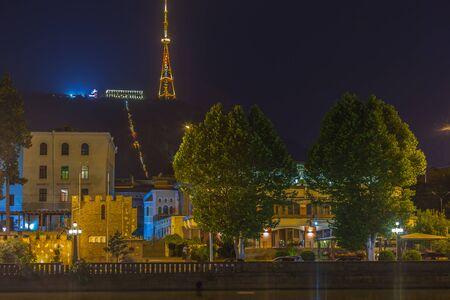 tele: TBILISI TV tower