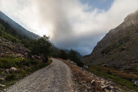 geological feature: Green Mountain in Turkey, East Black Sea region