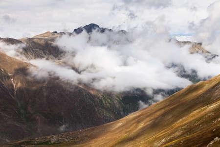 kackar: Beautiful mountain scenery in Kackar,Turkey.