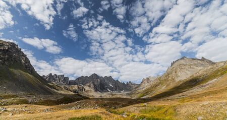 kackar: plateau on Kackar Mountains in the Black Sea Region, Turkey Stock Photo