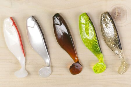 rapala: Full of multi-colored lures
