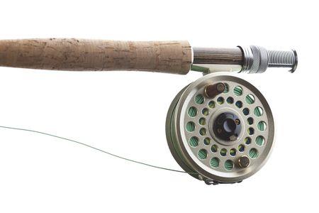 Fly fishing Stock Photo - 5787834
