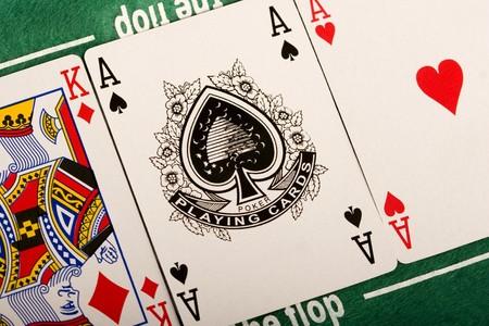 Casino cards