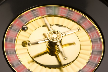 Close-up of Roulette  Stock Photo - 8018413