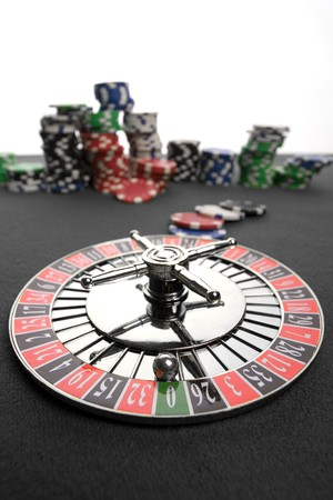 Roulette Stock Photo - 8018384